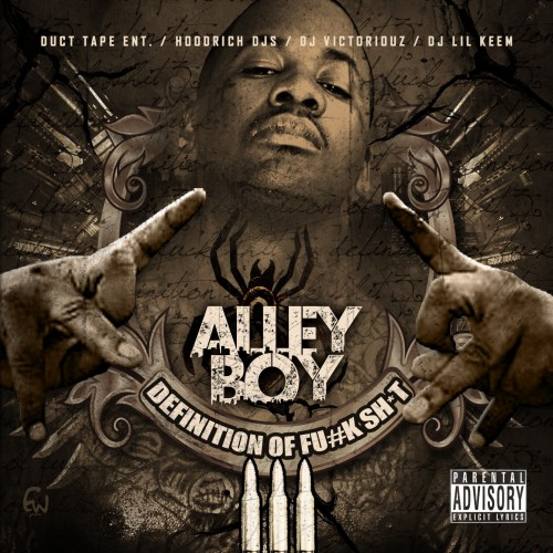 Alley Boy  - Definition Of F_ck Shit 3