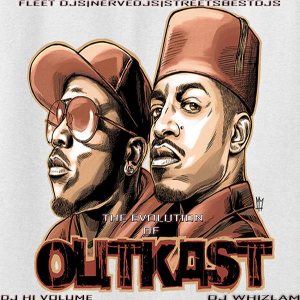 The Evolution Of Outkast