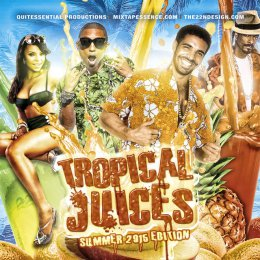 22nd Letter - Tropical Juices