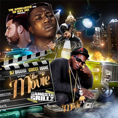 Gucci Mane – The Movie (Gangsta Grillz)
