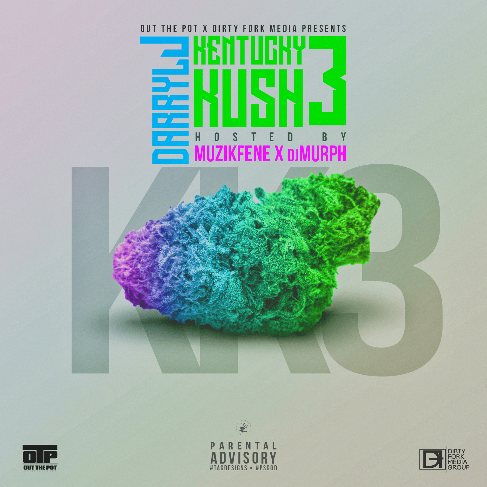 Darryl J - Kentucy Kush 3