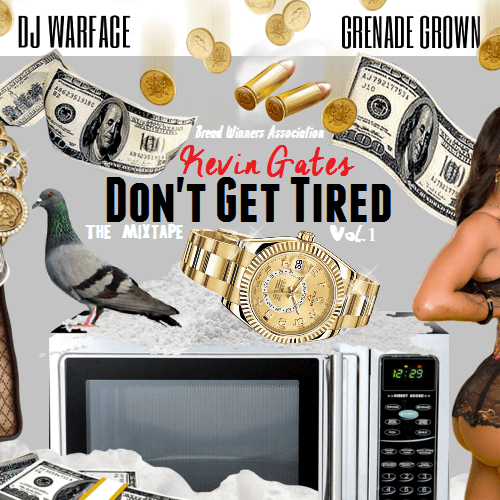Kevin Gates - Dont Get Tired