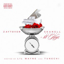 Shanell - 88 Keys  (Hosted By Lil Wayne)
