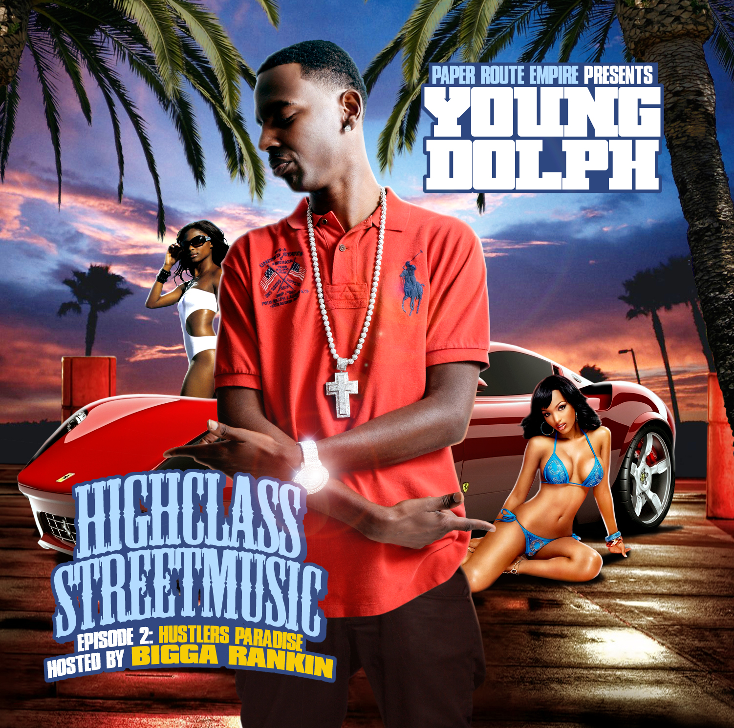 Young Dolph Street Music 2 (Hustlers Paradise)