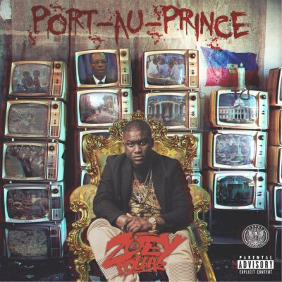 Zoey Dollaz - Port -Au- Prince