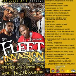Various Artists - FLEET NATION INVASION VOL 4.5