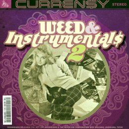 Currensy - Weed_Instrumentals 2