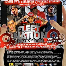 Fleet Nation Invasion Vol 50 Hosted By Computa