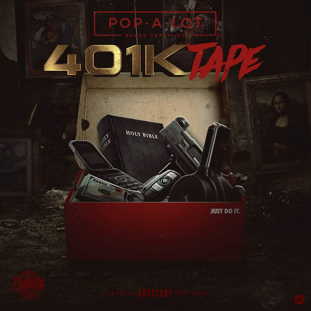 Pop-A-Lot - 401K Tape