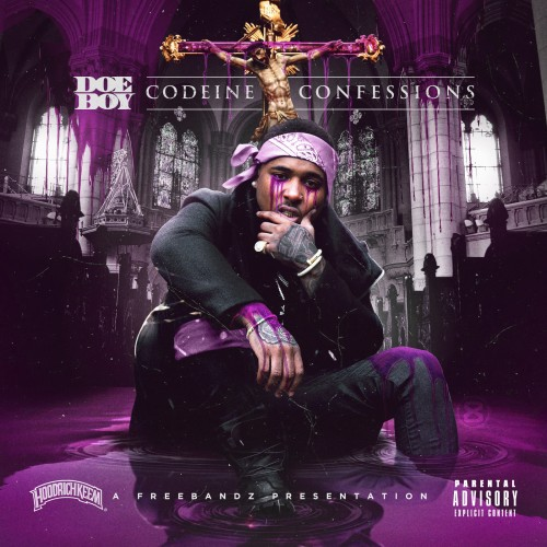 Doe Boy - Codeine Confessions