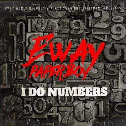 DJ Plugg - Eway Paperboy-I Do Numbers