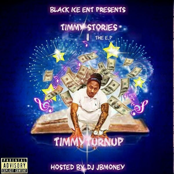 TIMMYTURNUP - TIMMY STORIES 1THE E.P.