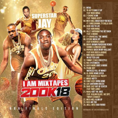 I Am Mixtapes 200