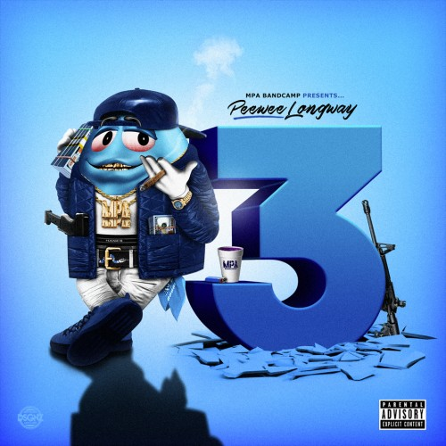 PeeWee Longway - The Blue MM3