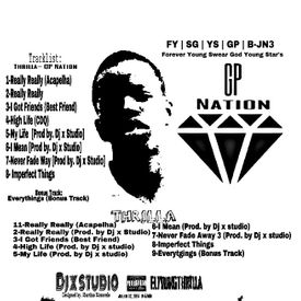 Thrilla - GP Nation Vol.1