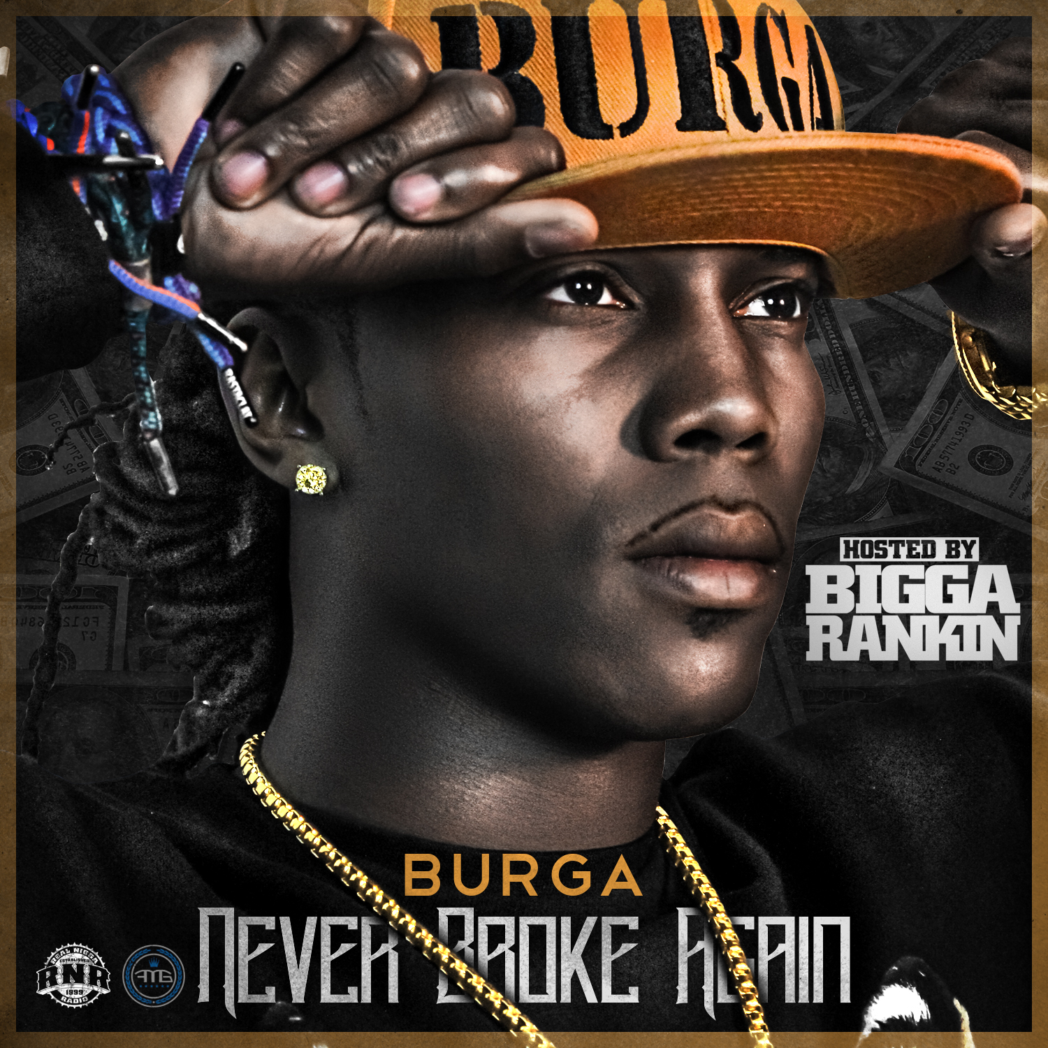Burga Never Broke Again