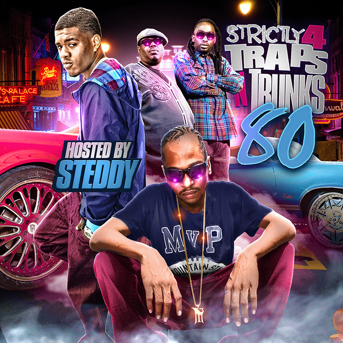 Strictly Traps N  Trunks 80