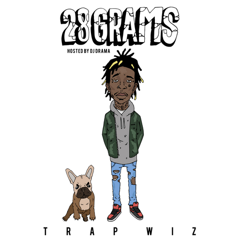 Wiz Khalifa 28 Grams