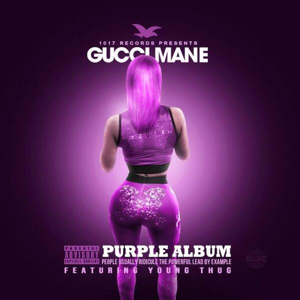 Gucci Mane- Yung Thug The Purple Album