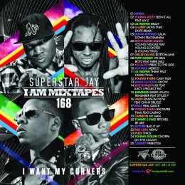 I Am Mixtapes 168