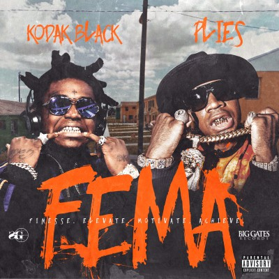 Kodak Black_Plies - F.E.M.A.