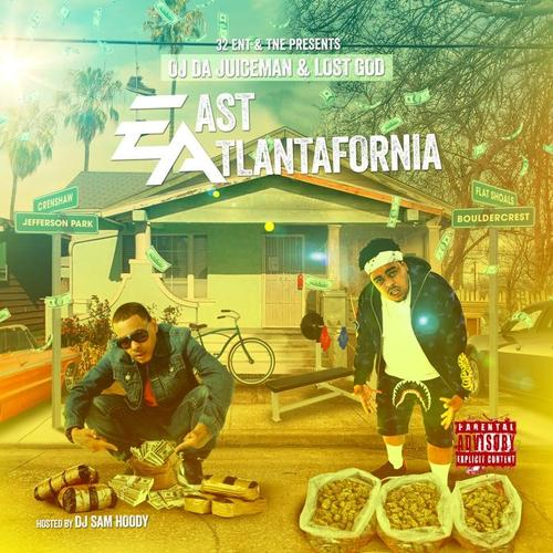 OJ Da Juiceman_Lost God - East Atlantafornia