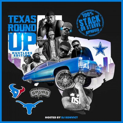 Texas Round Up Hustlers Edition