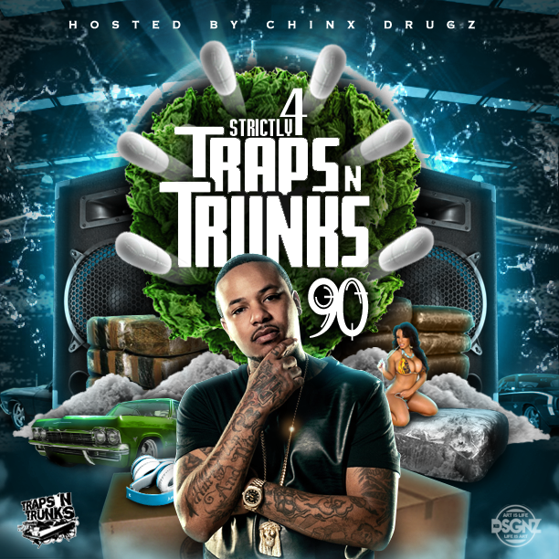 Strictly 4 Traps N Trunks 90