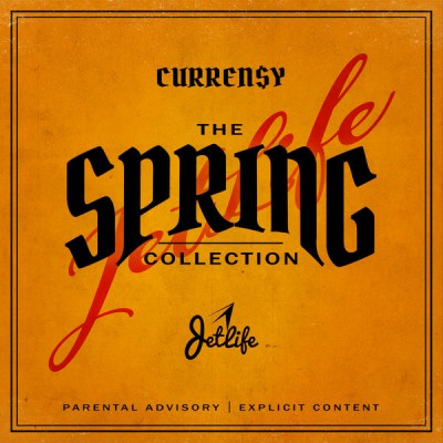 Curren$y - The Spring Collection