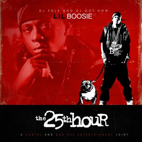 Lil Boosie - 25th Hour