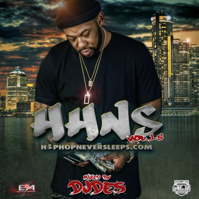 Hip Hop Never Sleeps Vol.18