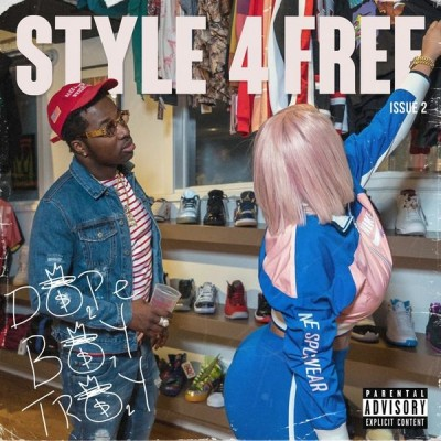 Troy Ave - Style 4 Free (Issue 2)