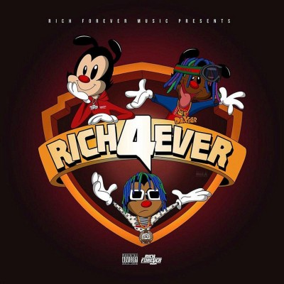 Rich The Kid And Rich Forever Music - Rich Forever 4
