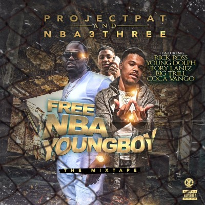 Project Pat And NBA 3Three - Free Nba Youngboy
