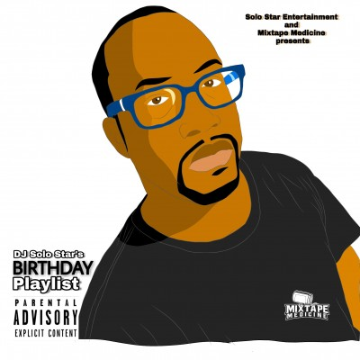 DJ Solo Stars Birthday Playlist