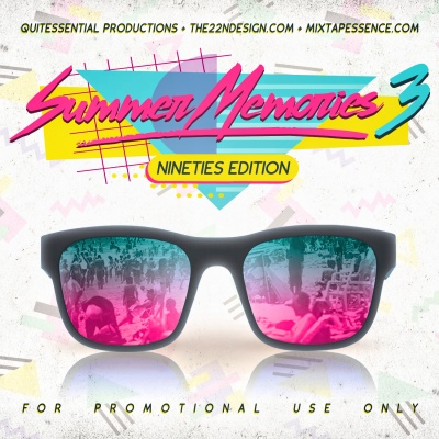 The 22nd Letter - Summer Memories Vol 3