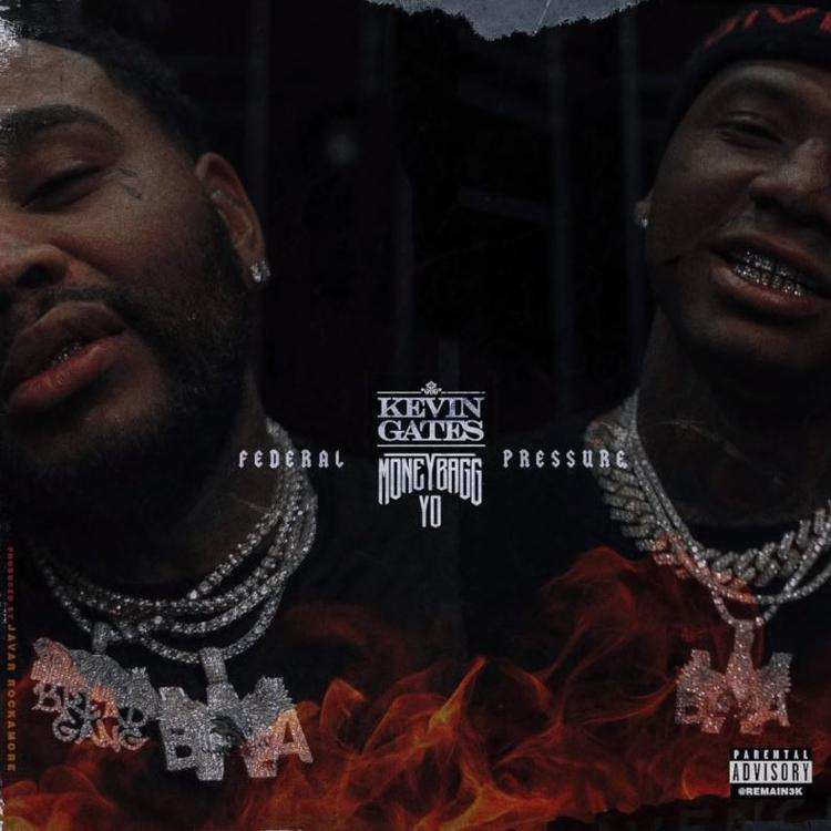 Moneybagg Yo - Federal Pressure - Single