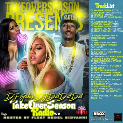 Take Over Season Vol.2 Hosted By Model Giovanni
