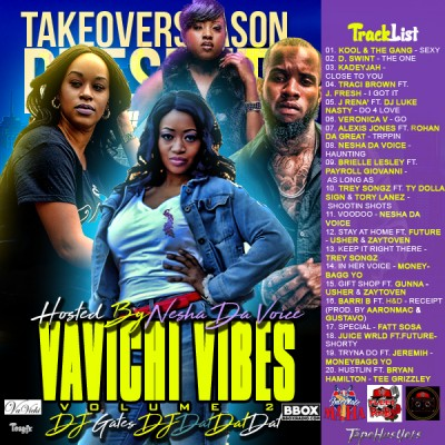 Vavichi Vol.2 Hosted By Nesha Da Voice