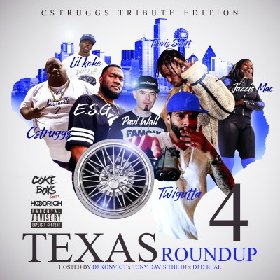 Texas Round Up 4 (C Struggs Tribute)