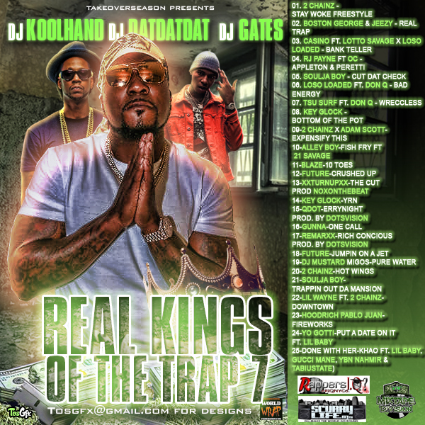 Real Kings Of The Trap Vol.7
