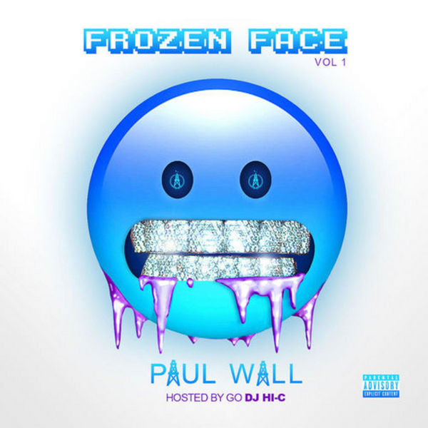 Paul Wall - Frozen Face Vol.1
