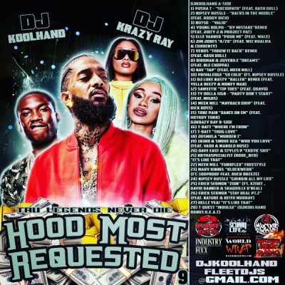 Hood Most Requested Vol.9