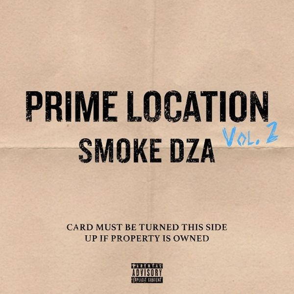 Smoke Dza - Prime Location Vol. 2
