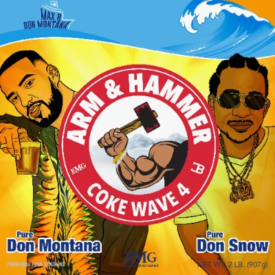 French Montana x Max B - Coke Wave 4