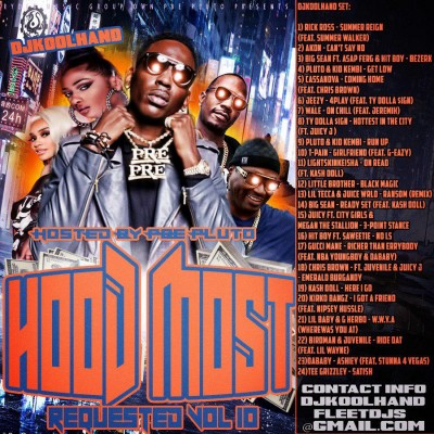 Hood Most Requested 10