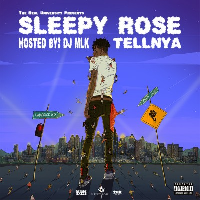 Sleepy Rose - Tellnya