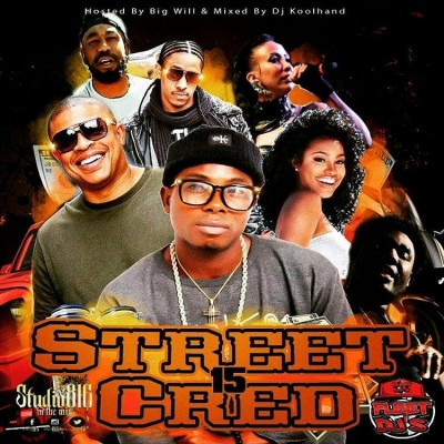 Street Cred Vol.15