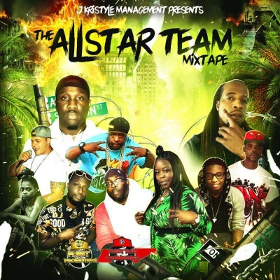 The AllStar Team  Mixtape