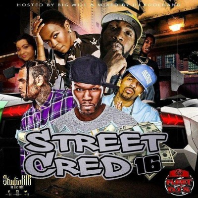 Street Cred Vol.16